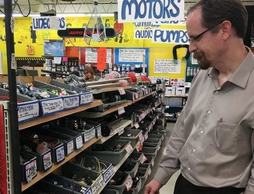 American Science and Surplus – What a Cool Store!
