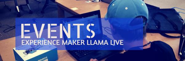 Maker Llama Events