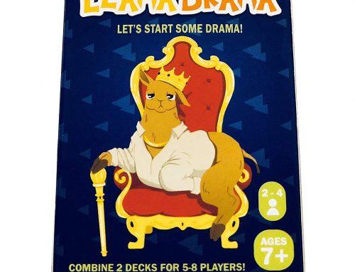 Review: Llama Drama Card Game